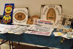 Auction Item Signs