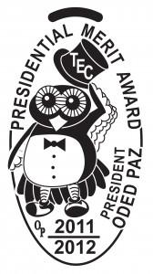 2012 Presidential Merit Final