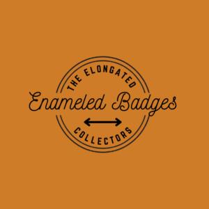 Enameled Badges